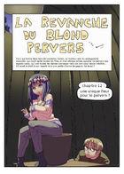 la Revanche du Blond Pervers : Глава 12 страница 1