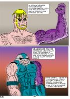 The supersoldier : Chapitre 4 page 31