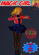 Magic Girl  : Capítulo 22 página 1