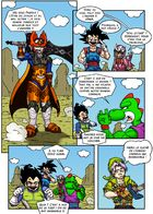 Super Dragon Bros Z : Chapter 21 page 2