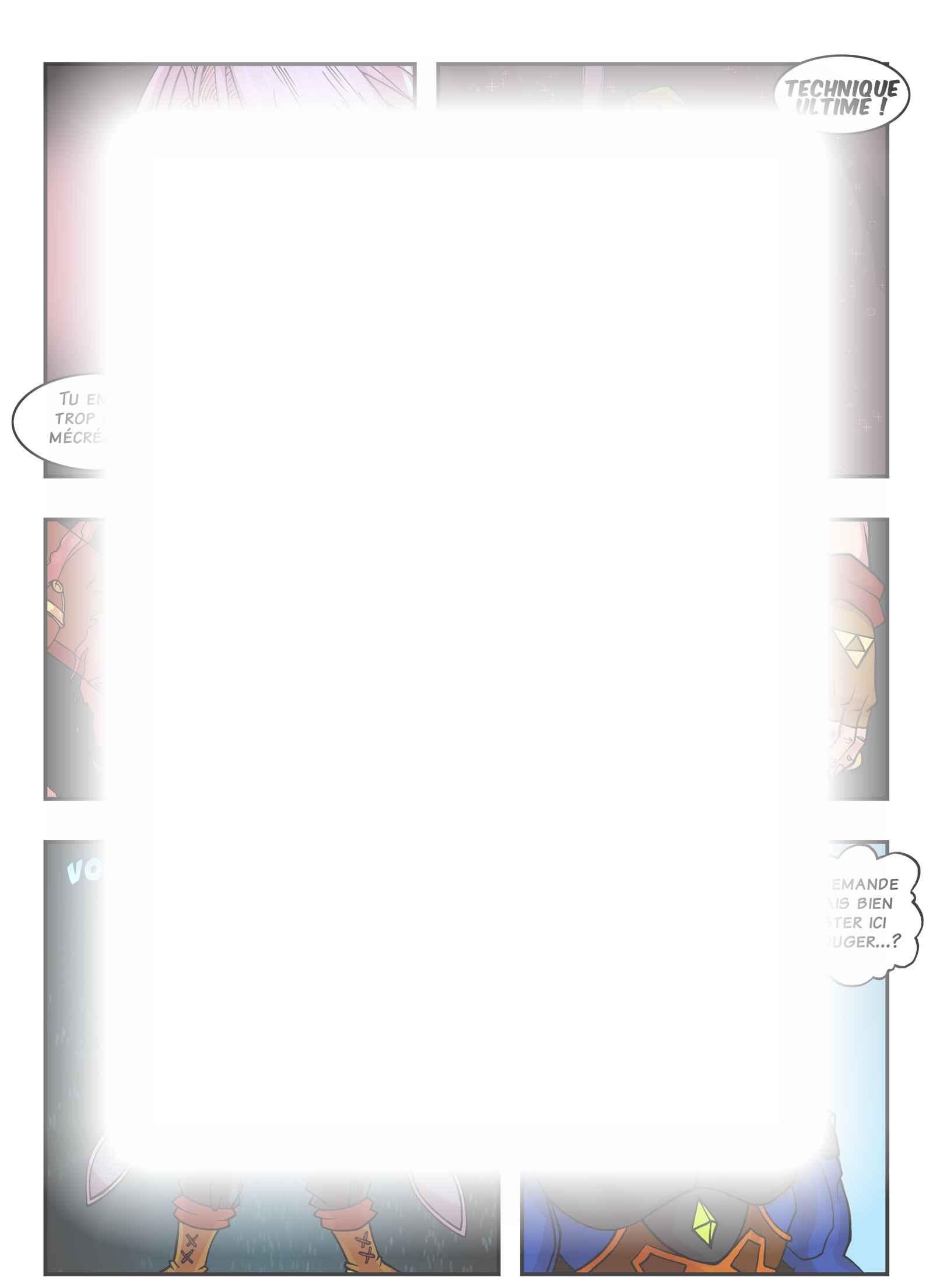 Super Dragon Bros Z : Chapitre 21 page 23