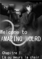 Welcome To Amazing World : Capítulo 1 página 2