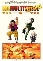 DBM U3 & U9: Una Tierra sin Goku : Глава 14 страница 1