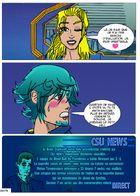 Sentinelles la quête du temps : Chapitre 2 page 9