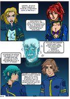 Sentinelles la quête du temps : Chapitre 2 page 23