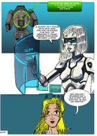 Sentinelles la quête du temps : Chapitre 2 page 27