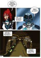 Sentinelles la quête du temps : Chapitre 2 page 34