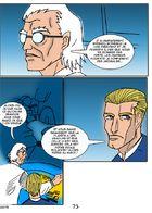 Sentinelles la quête du temps : Chapitre 2 page 38