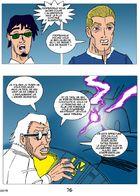 Sentinelles la quête du temps : Chapitre 2 page 41