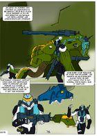 Sentinelles la quête du temps : Chapitre 2 page 43