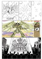 Saint Seiya : Drake Chapter : Chapitre 13 page 13