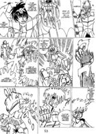 Saint Seiya Arès Apocalypse : Chapter 6 page 3