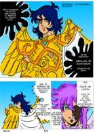 Saint Seiya Arès Apocalypse : Chapter 6 page 9