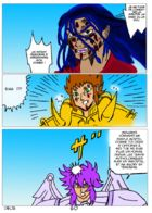 Saint Seiya Arès Apocalypse : Chapter 6 page 10