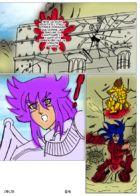 Saint Seiya Arès Apocalypse : Chapitre 6 page 14