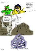 Saint Seiya Arès Apocalypse : Chapitre 6 page 21
