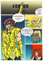 Saint Seiya Arès Apocalypse : Chapitre 6 page 22
