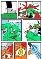 La légende de carter : Chapitre 2 page 5