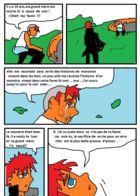 La légende de carter : Chapitre 2 page 17