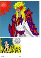 Saint Seiya Arès Apocalypse : Chapitre 7 page 45