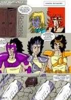 Saint Seiya Arès Apocalypse : Chapitre 7 page 1