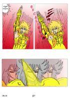 Saint Seiya Arès Apocalypse : Chapitre 7 page 13