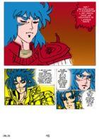 Saint Seiya Arès Apocalypse : Chapitre 7 page 22
