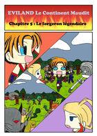 Les petites chroniques d'Eviland : Chapitre 5 page 1