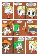 Les petites chroniques d'Eviland : Chapitre 5 page 14