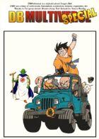 DBM U3 & U9: Una Tierra sin Goku : Chapitre 15 page 1