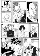 DBM U3 & U9: Una Tierra sin Goku : Chapitre 15 page 11