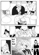 DBM U3 & U9: Una Tierra sin Goku : Chapitre 15 page 12