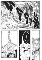 DBM U3 & U9: Una Tierra sin Goku : Chapitre 15 page 13