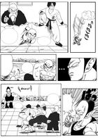 DBM U3 & U9: Una Tierra sin Goku : Chapitre 15 page 15