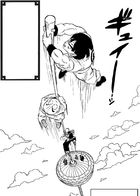 DBM U3 & U9: Una Tierra sin Goku : Chapitre 15 page 31
