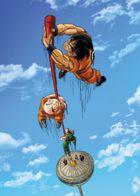DBM U3 & U9: Una Tierra sin Goku : Chapitre 15 page 32