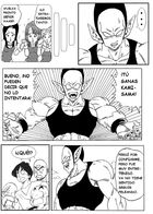 DBM U3 & U9: Una Tierra sin Goku : Capítulo 15 página 17