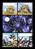 Saint Seiya - Black War : Capítulo 15 página 19