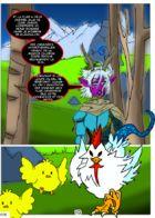 Chroniques de la guerre des Six : Capítulo 8 página 18
