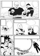 DBM U3 & U9: Una Tierra sin Goku : Chapitre 16 page 9