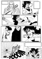 DBM U3 & U9: Una Tierra sin Goku : Chapitre 16 page 10