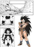 DBM U3 & U9: Una Tierra sin Goku : Chapitre 16 page 12