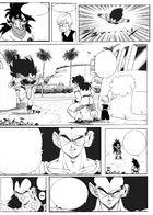 DBM U3 & U9: Una Tierra sin Goku : Chapitre 16 page 19