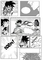 DBM U3 & U9: Una Tierra sin Goku : Chapitre 16 page 20