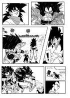 DBM U3 & U9: Una Tierra sin Goku : Chapitre 16 page 21