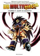 DBM U3 & U9: Una Tierra sin Goku : Capítulo 16 página 1