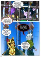 Chroniques de la guerre des Six : Capítulo 9 página 8