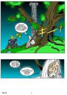Saint Seiya Arès Apocalypse : Chapitre 8 page 2
