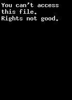 White lady : Chapitre 1 page 5
