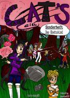 Cat's Girls - Tome spécial : Chapitre 1 page 1